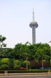 Olympische toren Royalty-vrije Stock Fotografie