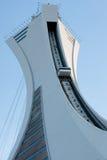 Olympischer Kontrollturm Stockbild