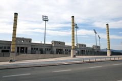 Olympischer Park in Barcelona Lizenzfreie Stockfotos