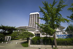 Olympisches Hotel in Seoul Lizenzfreies Stockfoto