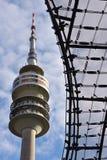 Olympisk park Munich Royaltyfria Bilder