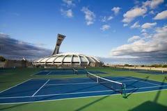 Olympisk stadion Arkivfoto