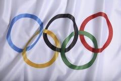olympiska spel Arkivbilder