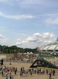 Olympiska Stadiun Fotografering för Bildbyråer