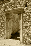 Olympos ruins Stock Photography