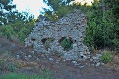Olympos ruins Royalty Free Stock Image