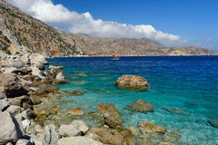 Olympos Royalty Free Stock Images