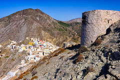 Olympos Royalty Free Stock Photography