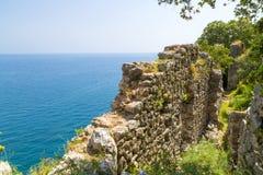 Olymposkust, Antalya, Turkije royalty-vrije stock afbeelding