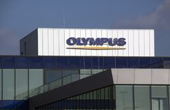 Olympus headquarter in the Netherland royalty free stock images