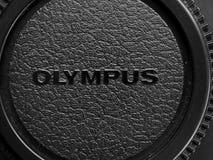 Olympus lens cap in Tokyo Stock Photos