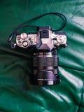 Olympus OM-D E-M5 Mark II mirrorless camera Stock Image
