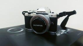 Olympus OM-D 10 fläck II Royaltyfri Bild