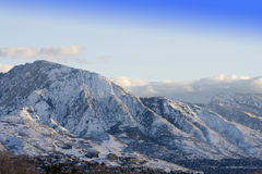 olympus Utah ΑΜ Στοκ εικόνες με δικαίωμα ελεύθερης χρήσης