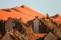 Omán: comodidad en desierto Fotos de archivo