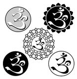 Om. Image of aum symbol Royalty Free Stock Photography