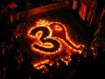 светильники om Стоковая Фотография RF