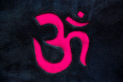 Om/Aum Symbol Stock Photography