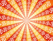 Om mantra royalty free stock photo