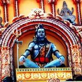 OM Namah Shivaya foto de archivo