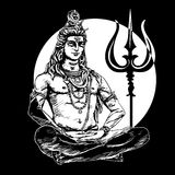 Om Namah Shivaya Stock Photos