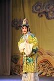 Om om te zijn vrouwen omhoog te kleden: Het opera-Afscheid van Peking aan mijn concubine Stock Foto's