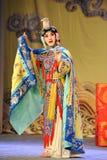 Om om te zijn vrouwen omhoog te kleden: Het opera-Afscheid van Peking aan mijn concubine Stock Fotografie