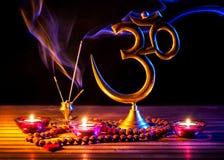 Om shanti Stock Images