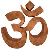 Om symbol Stock Images