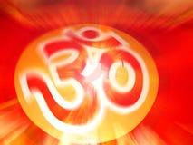 Free OM-THE BEGINNING OF SPIRITUAL EVOLUTION Stock Images - 1560264
