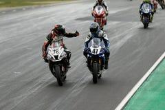 Om 3 - van 2017 van de Motorfinanciën van Yamaha Kampioenschap van Superbike het Australische Stock Foto's