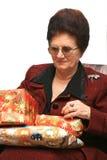 Oma I Royalty-vrije Stock Foto