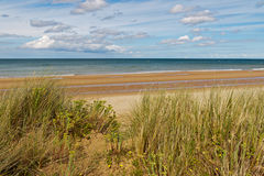 Omaha Beach Stock Photography