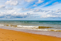 Omaha Beach Royalty Free Stock Images