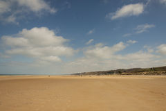 Omaha beach, - Normandy, France. Stock Photos