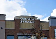 Omaha Steaks, Schaumburg, IL stockfotos