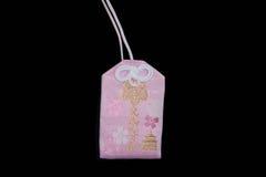 Omamori - encanto japonês Imagens de Stock Royalty Free