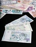 Oman Banknotes Stock Image