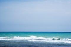 Oman beach Stock Photos