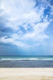 Oman beach Royalty Free Stock Photography