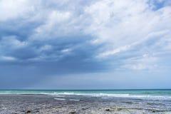 Oman beach Royalty Free Stock Image