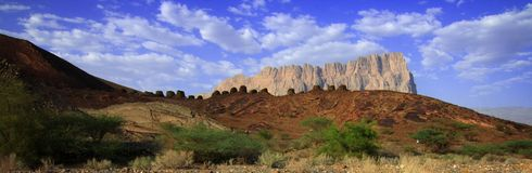 Free Oman: Beehive Tombs Royalty Free Stock Photos - 12165498