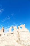 in Oman das alte Bogenhaus Lizenzfreie Stockfotos