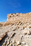 in Oman das alte verlassene Dorf Lizenzfreie Stockbilder
