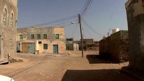 Oman eine alte Stadt stock video footage