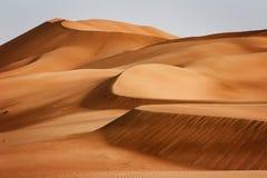 Oman: Empty quarter Stock Images