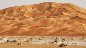 Oman: Empty quarter Stock Image