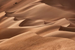 Oman: Empty quarter Stock Images