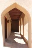 Oman-Formen und -schatten Stockbilder