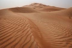Oman: Leeg kwart Stock Foto's